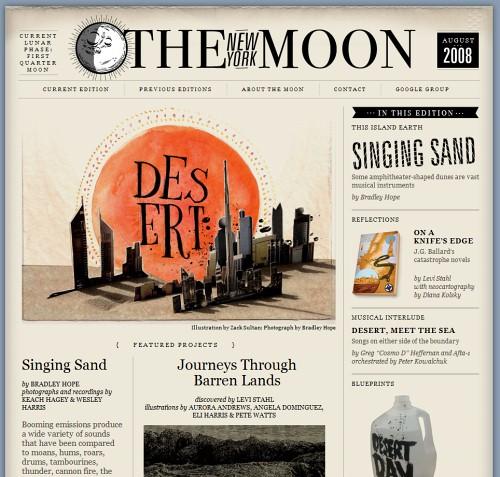Retro And Vintage In Modern Web Design Smashing Magazine