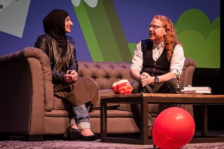 Sara Soueidan at SmashingConf SF 2017