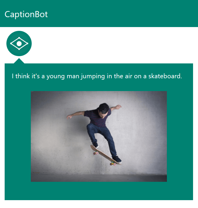 CaptionBot