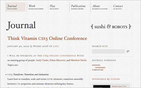 Start Using CSS3 Today: Techniques and Tutorials — Smashing Magazine
