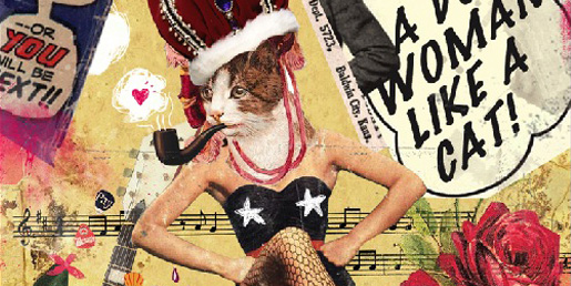 Get Creative With Collage Art: Trends and Inspiration — Smashing ...