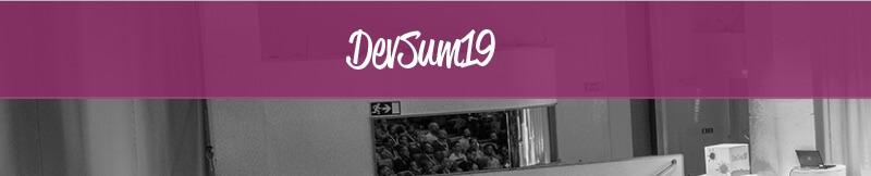 DevSum 2019