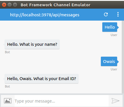 Developing A Chatbot Using Microsoft's Bot Framework, LUIS