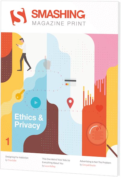 Smashing Print 1: Ethics and Privacy