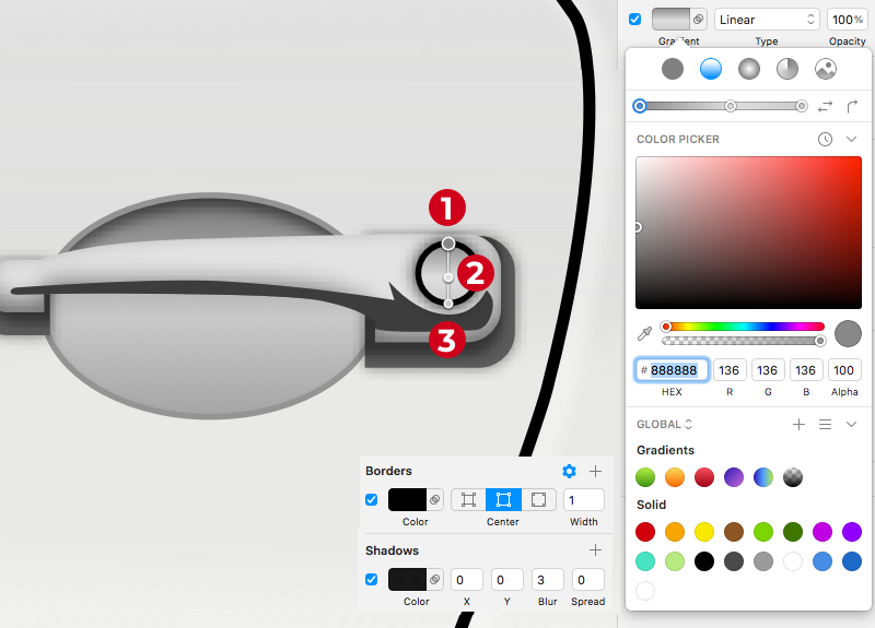How To Create A Porsche 911 With Sketch (Part 2)