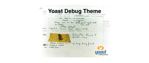 WordPress Debug Theme