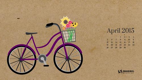A Spring Bike Ride