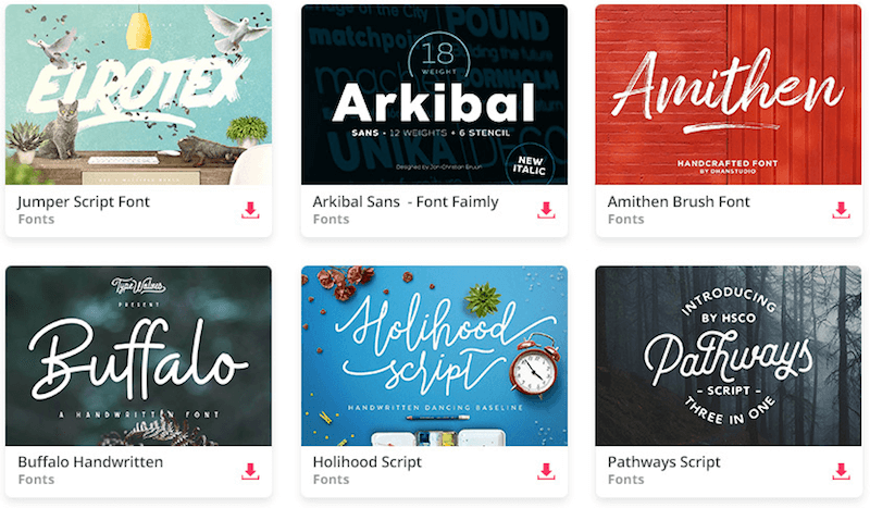 80 Beautiful Professional Fonts — Smashing Magazine