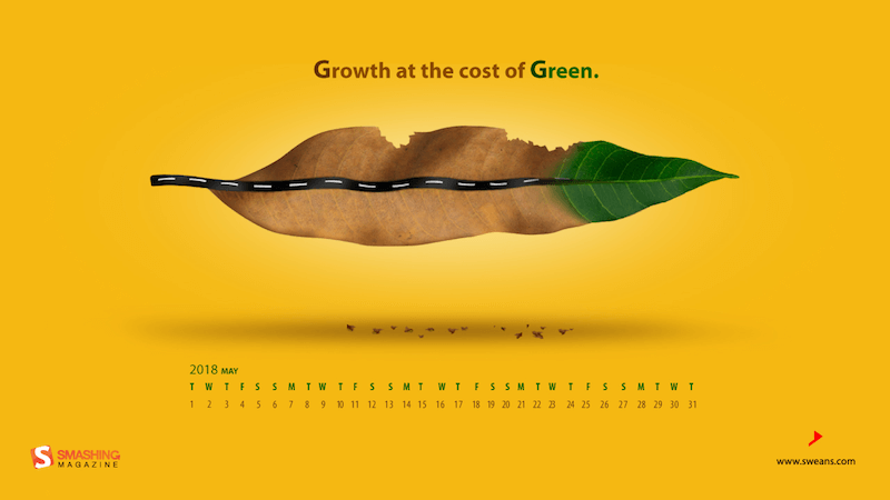 Growth At The Cost Of Green