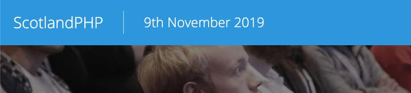 Scotland PHP 2019