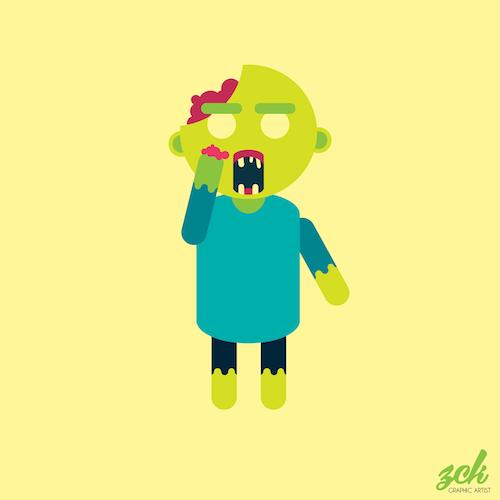 'Zombie Boy' by Zyrick Kerwin Bati