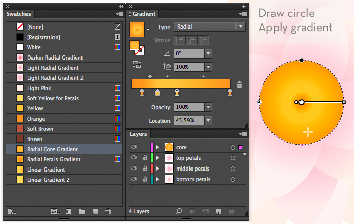 how to create magazine in illustrator