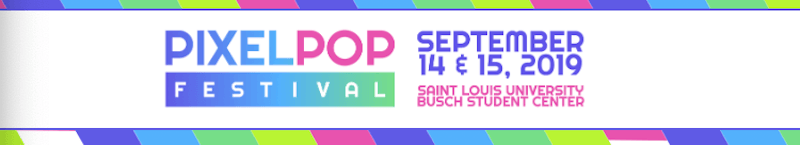 PixelPop Festival 2019