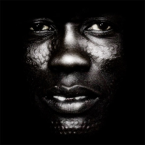 Sudanese face.